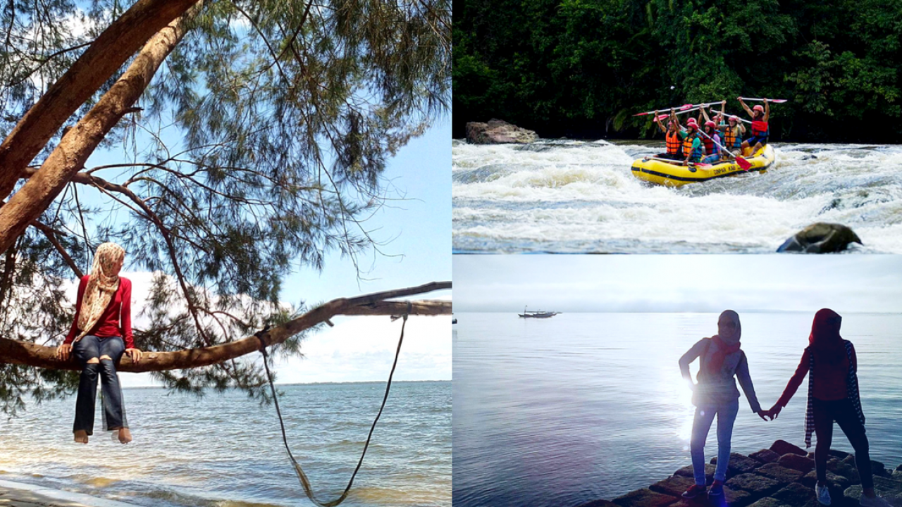 10 Wisata Wajib Kunjung Saat ke Pangkalan Bun